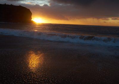 Basin Beach Sunrise